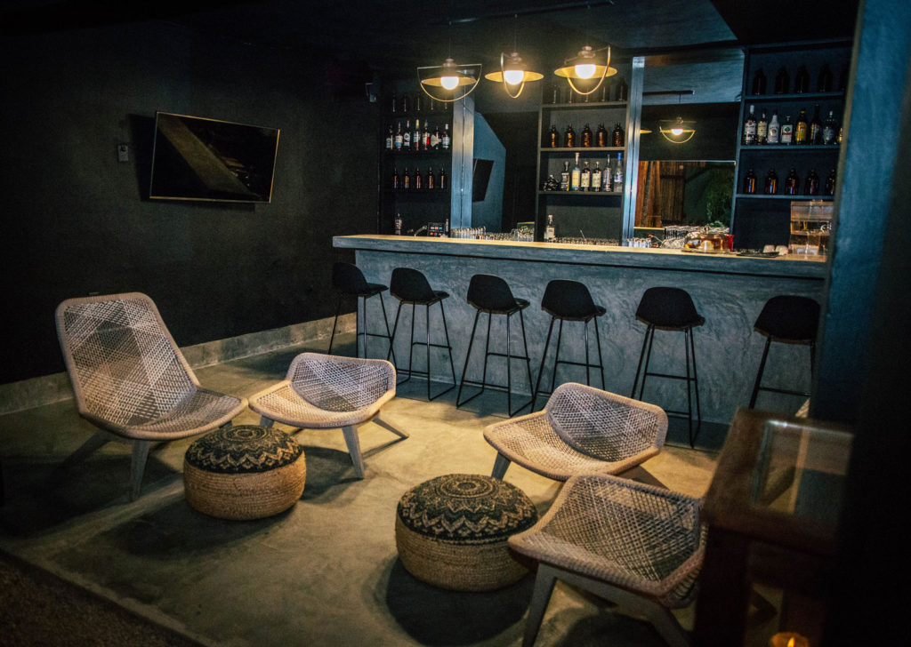 Bar Hotel Aroma Tulum